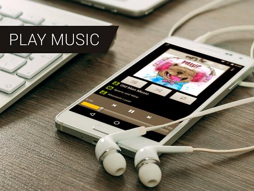 Audio & Music Player screenshot 3
