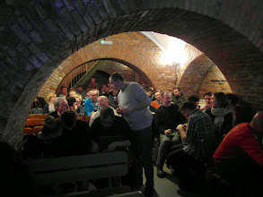Photo: miejsce spotkań - Browar Stara Komenda