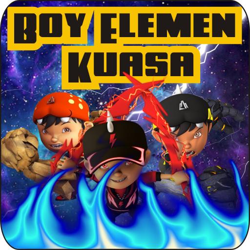 Boy Elemen Kuasa (game)