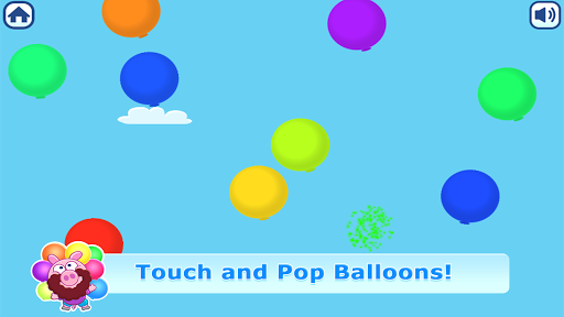 Piggy Balloon Pop -Bubble Wrap