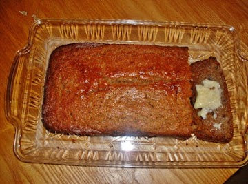 Casey's Banana Walnut Bread Recipe