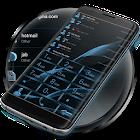 Dialer MetalGate Azure theme icon