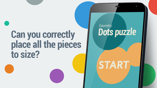 Geometry: Dots Puzzle