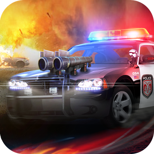 Police Chase -Death Race Speed Car Shooting Racing (game)