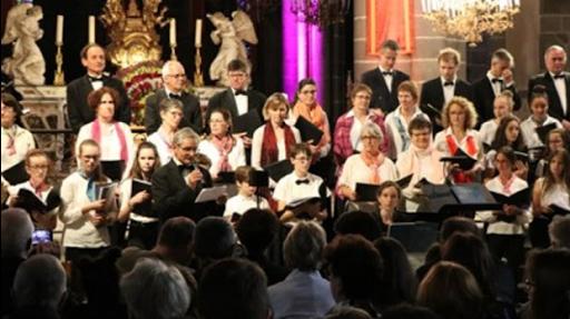 Concert Requiem de Mozart au profit du projet de L'Arche à Clermont-Ferrand