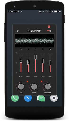 Powerful Equalizer - Bass Booster & Volume Booster  image 3