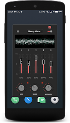 Powerful Equalizer - Bass Booster & Volume Booster APK screenshot thumbnail 4