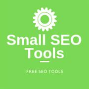 Small SEO Tools - Free SEO Tools