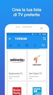 TVdream- miniatura screenshot