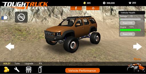 Tough Truck Racing screenshot 4