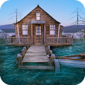 Escape Games - Wooden Lake House