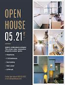 Understated Open House - Real Estate Flyer item