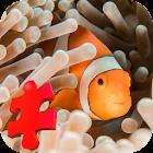 Clown Fish Jigsaw Puzzle Game