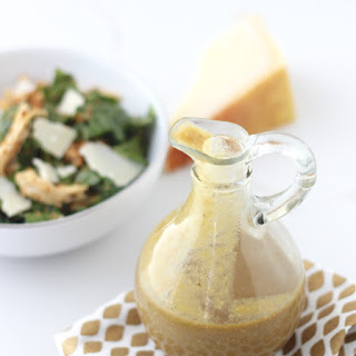 Avocado Balsamic Caesar Dressing
