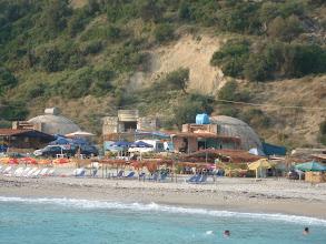Photo: Bunec Découverte des premiers bunkers en bord de plage
