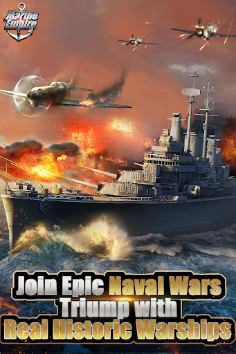Marine Empire: Warship Battles - screenshot