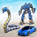 Anaconda Robot Car Transform icon