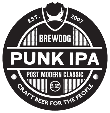 Logo of BrewDog Punk IPA