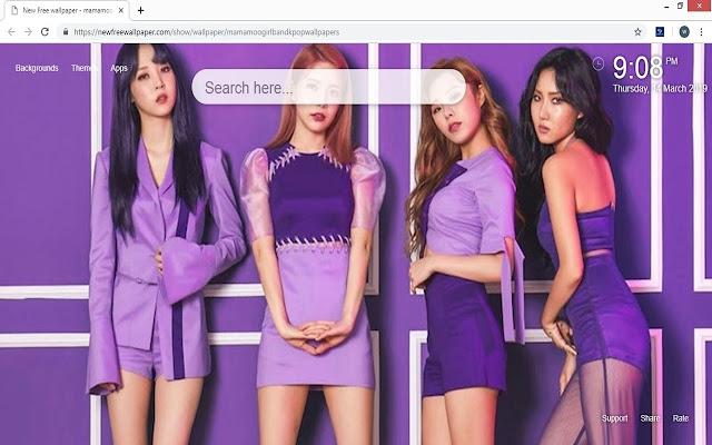 Mamamoo girlband Kpop wallpapers