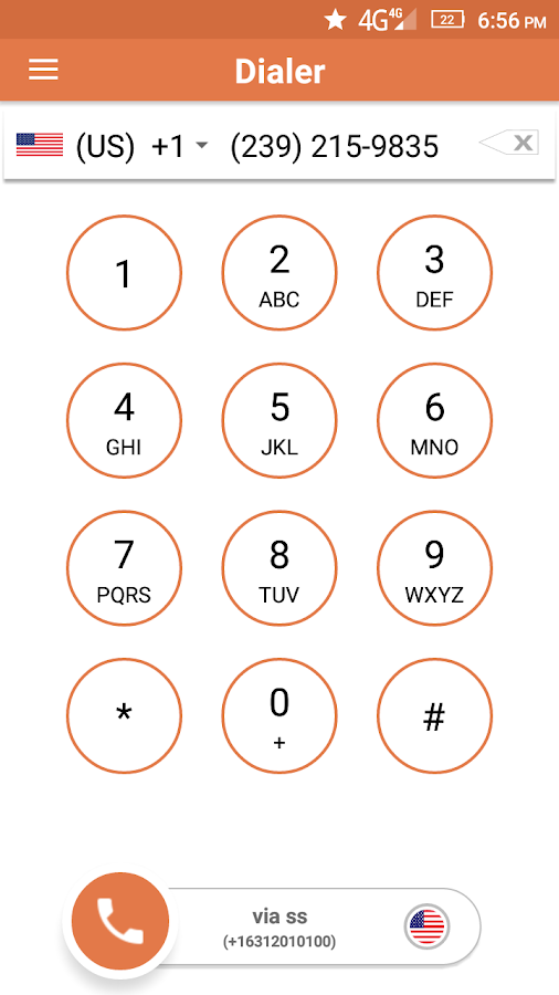 CallHippo-Virtual Phone System- screenshot