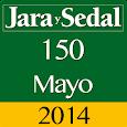 Jara Y Sedal 150 Mayo 2014