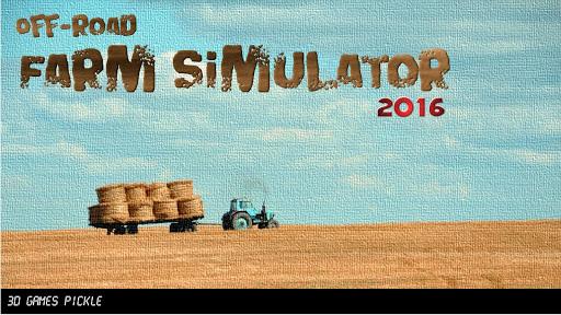 Off-Road Farm Simulator 2016
