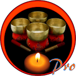 Buddhist Singing Bowls PRO Icon