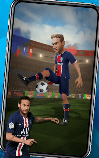 PSG Soccer Freestyle screenshot 3