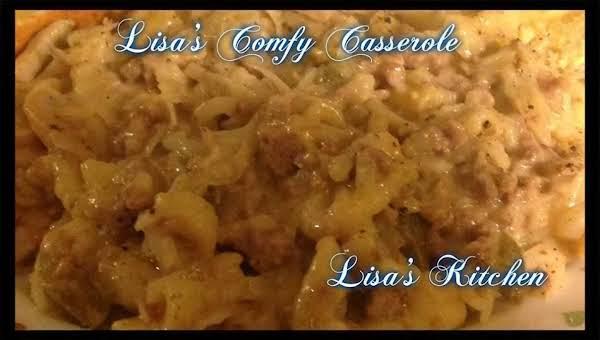 Lisa's Comfy Casserole
