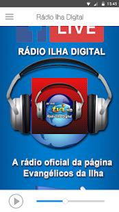 Rádio Ilha Digital - náhled