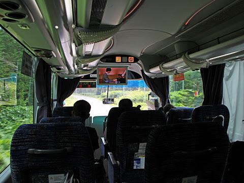 北海道中央バス「ドリーミントオホーツク号」 3948 車内_03