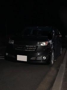 bB QNC21 のタイヤのカスタム事例画像 King.kookiさんの2019年01月02日01:55の投稿