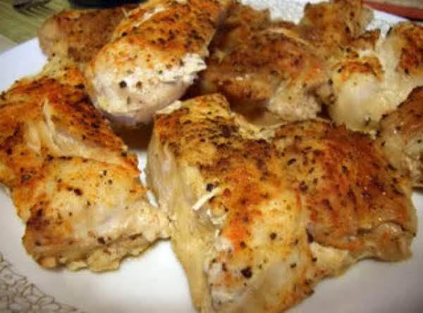 Yogurt Baked Chicken Recipe
