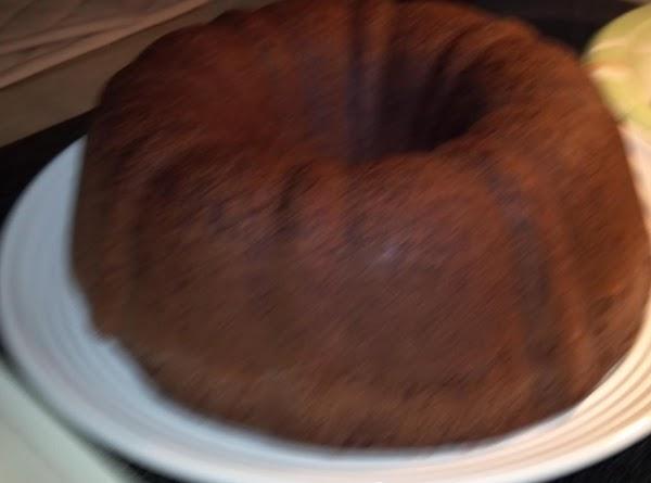 Fay's Cream Cheese Pound Cake Recipe