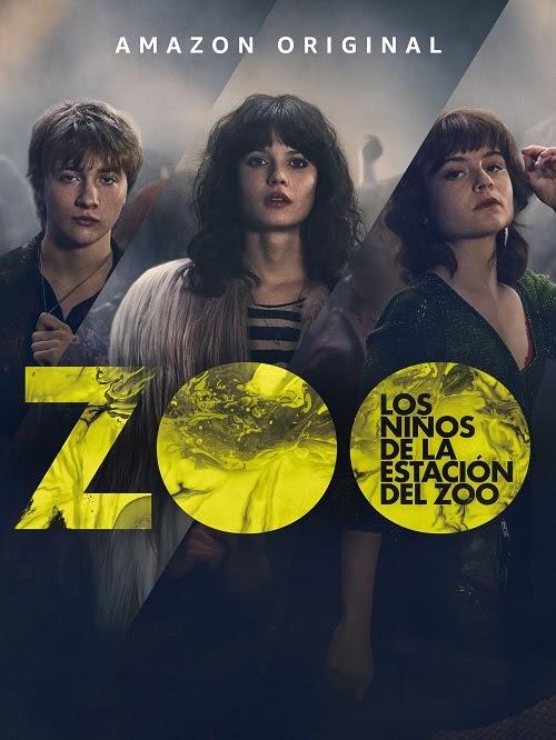 Los niños de la estación del Zoo