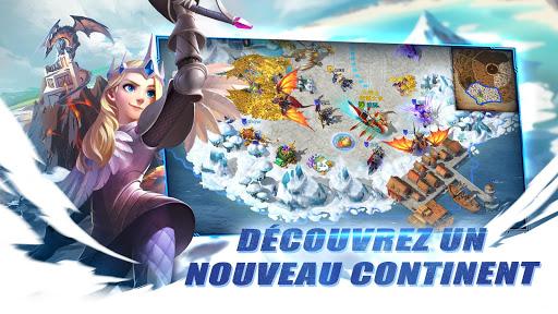 Art of Conquest: Horizon sombre fond d'écran 2