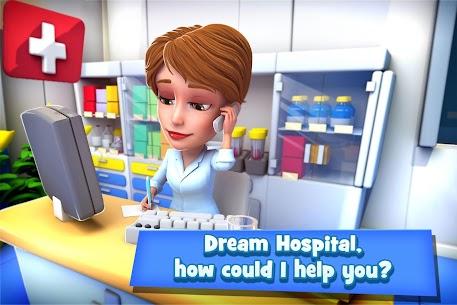 Dream Hospital Mod Apk- Health Care Manager (Free Shopping) 1