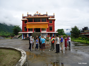 Photo: Sakya Monastery