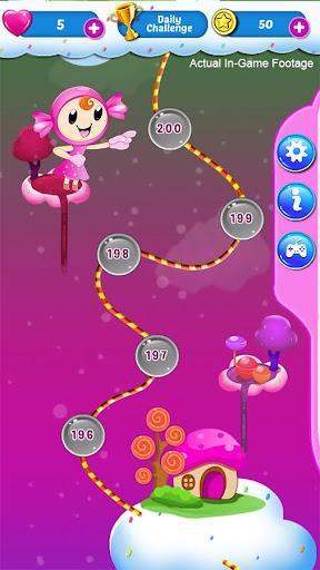 Gummy Candy - Match 3 Game screenshots 3