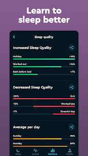 Sleep Cycle: Sleep analysis & Smart alarm clock App Download For Android and iPhone 6