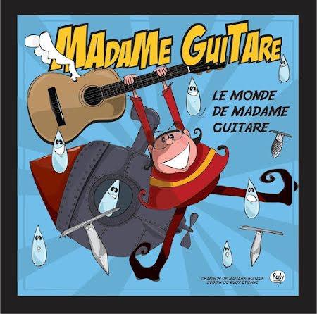 Madame Guitare