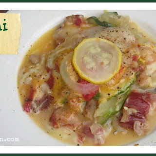 Zucchini Hotdish Recipe