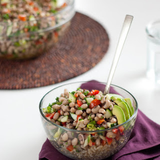 African Black-Eyed Pea Salad (Saladu Ñebbe)