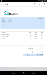 Invoice & Estimate Invoice2go- screenshot thumbnail