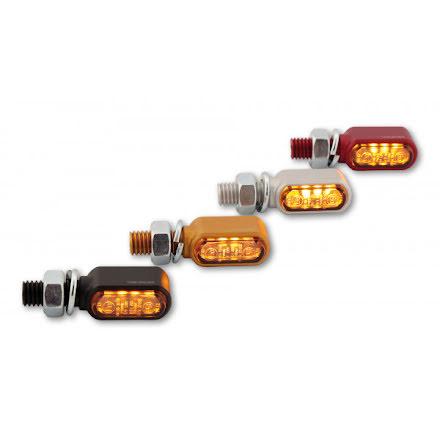 HIGHSIDER LED tail light, brake light, indicators LITTLE BRONX