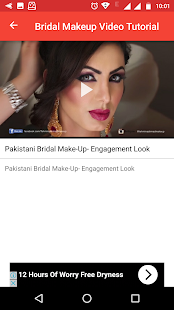 Bridal Makeup Video Tutorial - Step by Step Videos - náhled