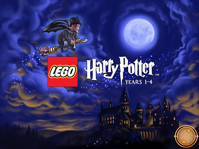LEGO Harry Potter: Years 1-4 MOD (Characters And Skills) 1