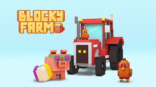 Blocky Farm MOD Apk (Unlimited Money) 9