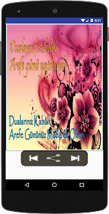 Download Arefe Günü Resimli Mesajlar For PC Windows and Mac apk screenshot 2