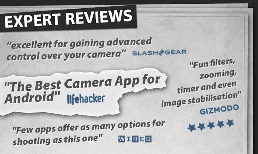 Camera ZOOM FX Premium  screenshots 8